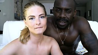 RealityJunkies Interracial Cuckold for Blonde