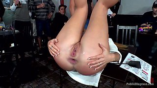 Busty Blonde Isabella Clark Public Double Penetration - Part 2 - PublicDisgrace