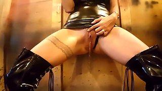 Smoking Fetish Mistress Pissing Creampie - Lydia Luxy Homemade Hotwife