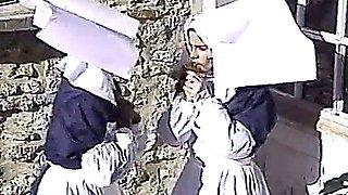 Vintage convent porn