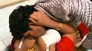 Big Boob Mallu Aunty Enjoyed By Lover - B Grade Movie Scene