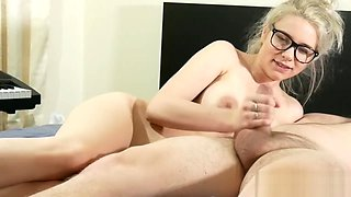 Babes with glasses sure know how to fuck! Samantha Flair