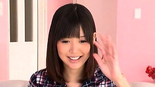 Passionate asian honey is having joy with her male boss