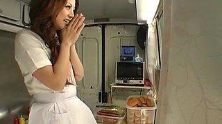 Incredible Japanese whore in Best Public, Amateur JAV movie