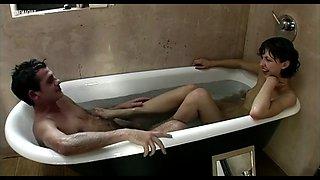 Nude celebs bath scenes collection