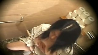 Japanese Masturbation In Toilet 1