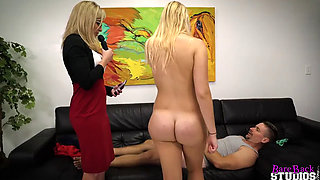 Cory Chase, Vanessa Cage DAUGHTER'S INNOCENCE MANIPULATED