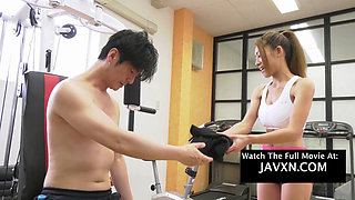 Asian Fitgirl Gets Fucked. Watch The Full Movie At: JAVXN.COM