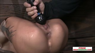 Kinky mom love big dick and hard machine in her cunt