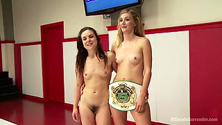 Season 12 Feather Weight Wrestling Championship - Publicdisgrace
