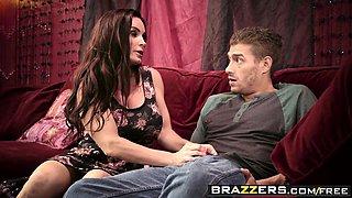 Brazzers - Milfs Like it Big - My Dates Mom s
