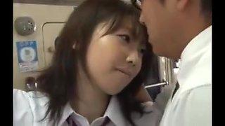 Japanese bus sex