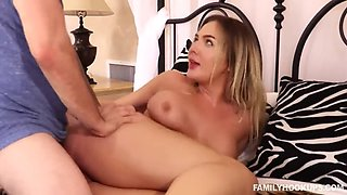 Brother banged her pussy