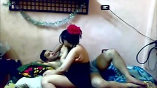 Egyptian Couple Doing It In Many Positions (1 Hour) [Amateur sex video]