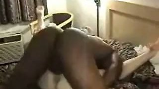 Black buddy brutally fucked my cheating brunette big bottomed wifey