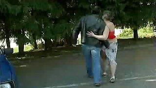 Crazy old mom gets my big cock