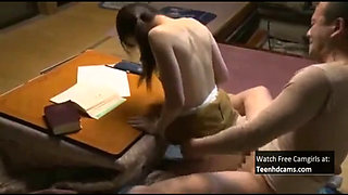 Asian Schoolgirl Gets Fucked By Her Teacher Part 1. Watch Part 2 At: TeenHDcams.com