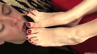 mistress ashley foot domination 1