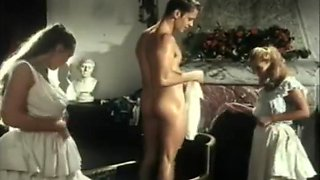 Rocco seduces his chambermaids