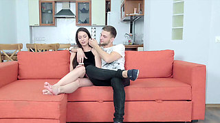 DADDY4K. Teen babe tells a story about her daddy porn...