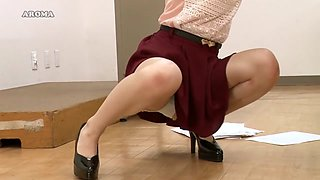 Crazy Japanese chick in Horny Solo Female, Upskirt JAV movie