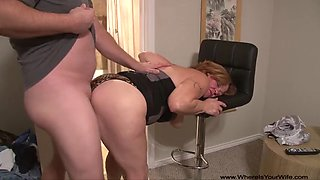 Anal Abuse Of Grannies Ass Hole