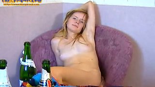 This horny chick wants to be owned and wants her lover to finger fuck her