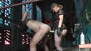 Man Dominted By Mistress