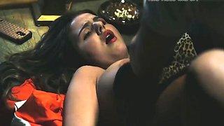 Ruby O. Fee Polar Netflix Sex Scene (2019)