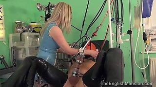 Electric milking machine