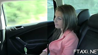 sexy babe loves fucking in fake taxi feature