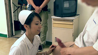 Fuck The Japanese Nurse