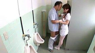 Exotic Japanese whore Yuki Natsume, Yuka Hashimoto, Saki Izumi in Fabulous Hidden Cams, Cunnilingus JAV video