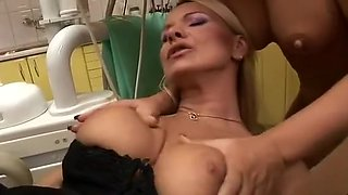 Cheating wife at the dentist