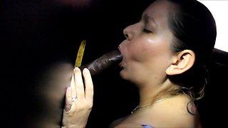 amateur wife gloryhole 3