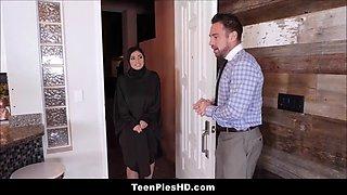 hot virgin muslim teen creampie