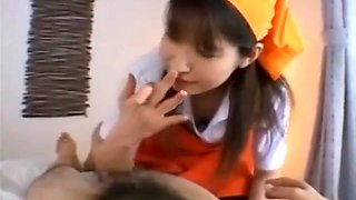 Ann Nanba Sweet Asian nurse gives part5