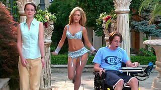 American Pie Presents Beta House (2007) Sabrine Oliveira, Athena Isabel Lebessis