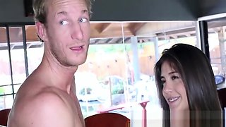 Natalie Monroe in Check Pussy Light Is On
