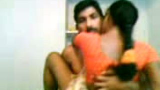 Telugu maid with house owner