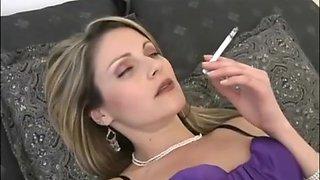 Samantha Ryan smoking(JS)