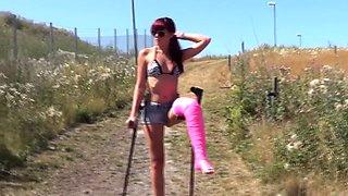 Mid LLC Bikini Crutch