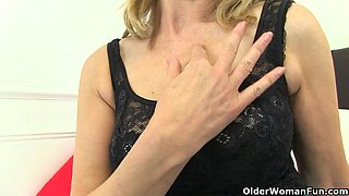 An older woman means fun part 16