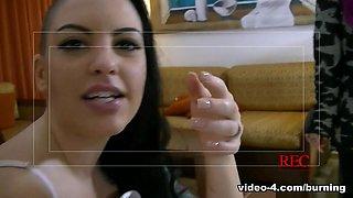 Amazing pornstar Rachael Madori in Horny Cunnilingus, Anal porn video