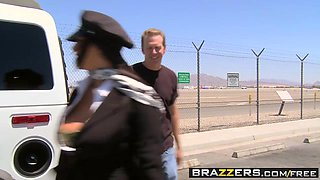 Brazzers - Big TITS in uniform - Missy Martinez Mark Wood - Baby You Can Drive My Car