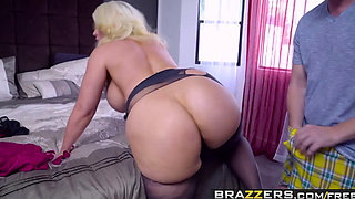 Brazzers   Big Butts Like It Big   Alura Jenson Jessy Jones   My Stepmothers Pantyhose   Trailer preview