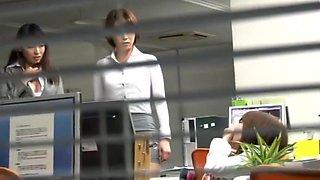 Best Japanese whore Azusa Maki, Makina Kataoka, Kaede Imamura in Crazy Face Sitting, Group Sex JAV scene