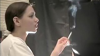 Smoking in the pc -