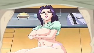 Big Tits Cartoon Futanari Facial Cumshot