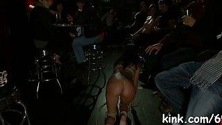 pretty hot babe gets punished film film 2